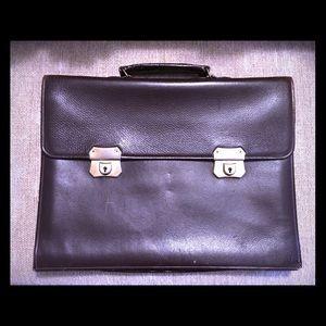 Vintage brief case